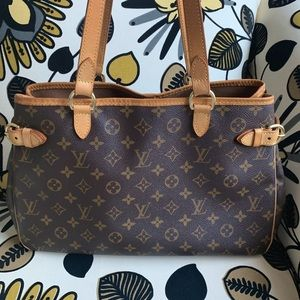 Louis Vuitton batignolles horizontal bag, vguc
